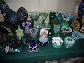 FENTON COLLECTION-HAVE ALL BOXES