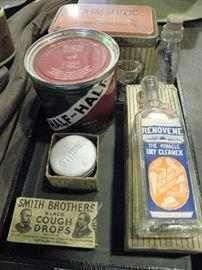 Antique Advertising Items