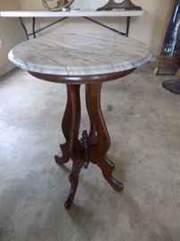 Marble Top Marble Table