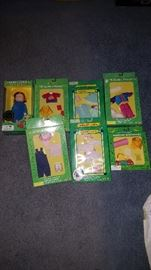 Madeline Doll & Clothes