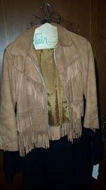 Child's Fringed jacket