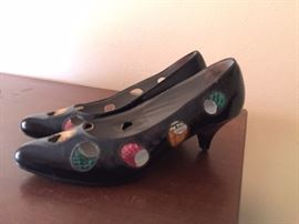 1960s Funky Shoes
