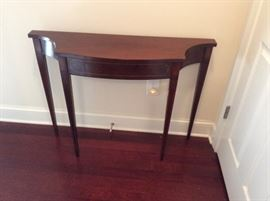 Small console table!