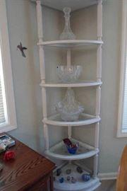 cute corner cabinet