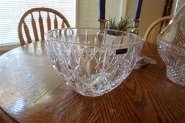 Nice Waterford bowl