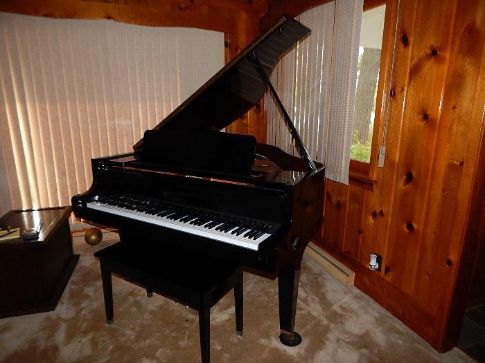 "Kawai GE-1 Piano 5'1"""