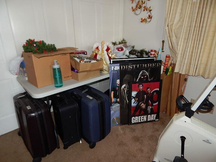 Luggage and Christmas