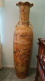"6' (72"") Tall Import Palace Vase"