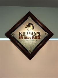 Killians Bar Mirror