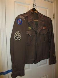WWII Army jacket
