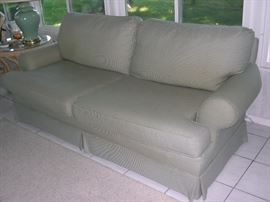 Clayton Marcus French Provincial Sofa! Perfect Condition!