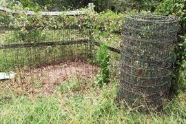 Fencing and wire