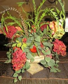 Silk Floral Centerpiece
