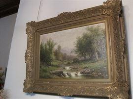 George W. Waters oil painting  #1 of 3