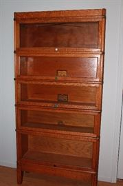 Lawyers bookcase. Very nice and in great condition.
