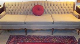 French Provincial Sofa $500 (50% off)