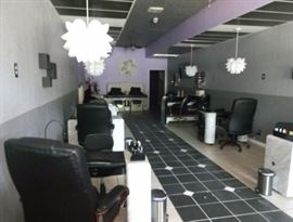 Own Your Own Nail Salon - All Assets And Lease