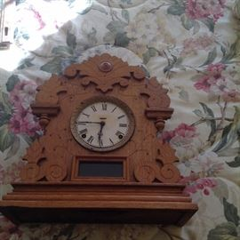 Primitive Mantle Clock