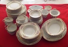 Noritake China made in Occupied Japan
