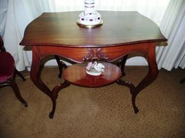 Beautiful Victorian Hall Table