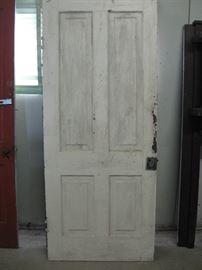 Several Vintage Doors