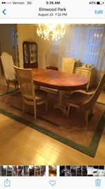 HICKORY DINING ROOM SET