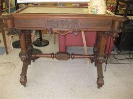 Beautiful Victorian Table