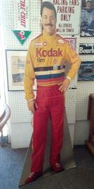 Ernie Irvan Kodak driver standup