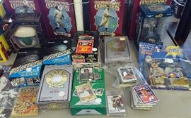 baseball trading cards 90's