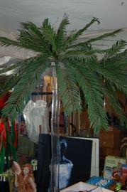 6' tall bubble palm tree!
