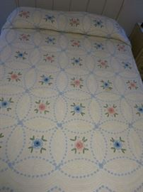 Beautiful Chenille Bedspread