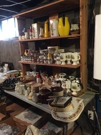 Vintage Corning Ware extensive Collection