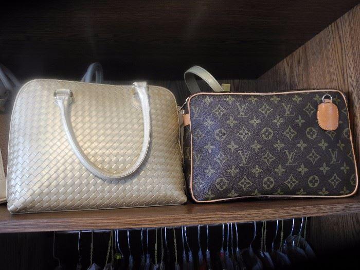 Yes, even more handbags/purses