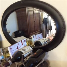 ONE OF SEVERAL MIRRORS