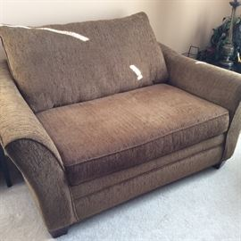 LARGE CHAIR OR LOVE SEAT