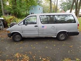 1990 Aerostar Van Runs Great (Have Tile and Recent Inspection)