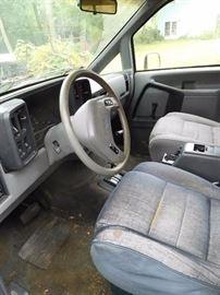 1990 Aerostar Van