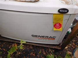 Brand New Whole House Generator Still In Crate