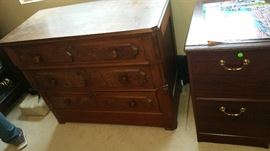Buffet $250 File cabinet  $50 - SOLD!