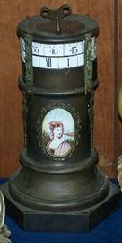 Antique Annular Clock