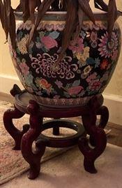 Porcelain Decorative Vase