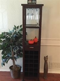 Comtemporary Wine Cabinet