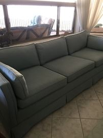 3 Seat couch, fabric