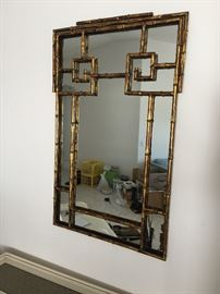Beautiful vintage decorative mirror