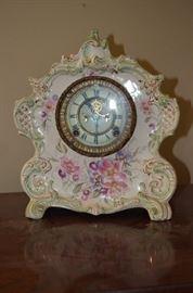 Vintage La Vogue Mantel Clock