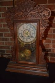 Vintage American Made Mantel Clock