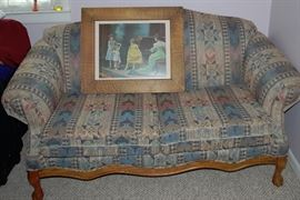 Love Seat matches Sofa