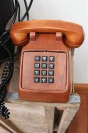 Teak Phone (works)