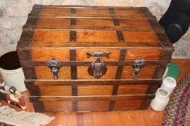 Restored Antique chest