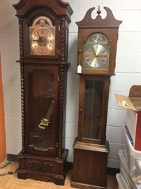 There will be a wonderful selection of clocks